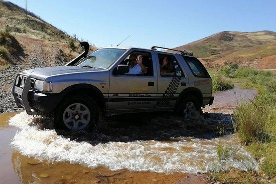 Jeep halvdagstur til vores Algarve kyst og bjerge