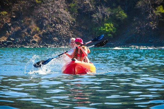 Combo tour Biking and Kayaking and La...