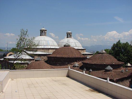 Atatürk Rehabilitasyon Merkezi Kükürtlü Kaplıcaları 10