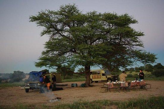 6 Days Kafue National Park Camping Safari