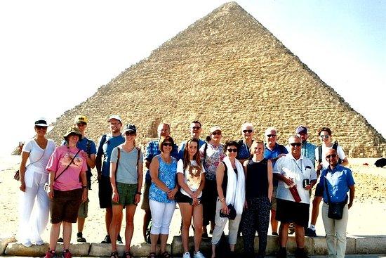 13 Tage, an denen alles begann Christian Holy Land Tour nach Ägypten...
