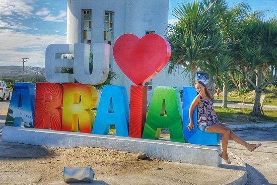 参观Arraial do Cabo - 与巴西加勒比海相遇!全包