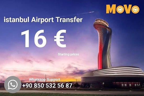 Movo Istanbul Airport Transfer