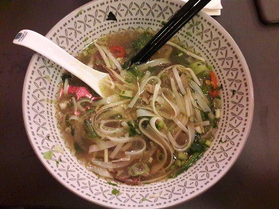Pho Bo - Beef soup