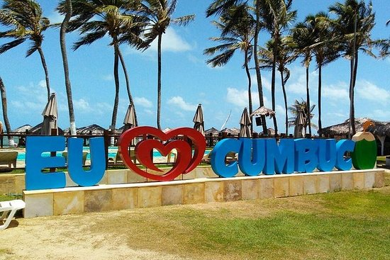 CUMBUCO - Oppdag Pink Beach Paradise - forlater Fortaleza