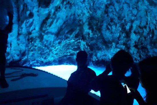 Cueva azul e isla de Hvar: cinco viajes...