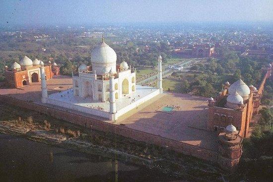 Excursion au Taj Mahal avec cours de...