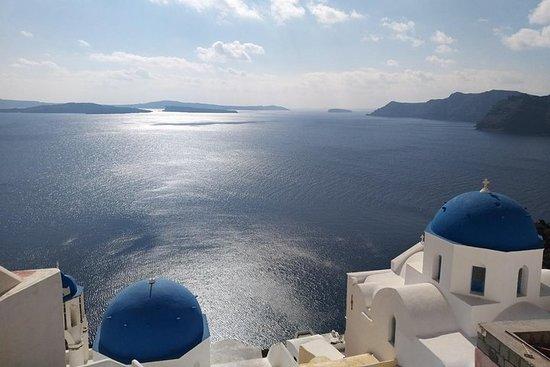 Top 5 des destinations de Santorin...