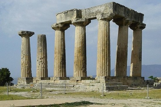 Half day Christian tour Ancient Corinth