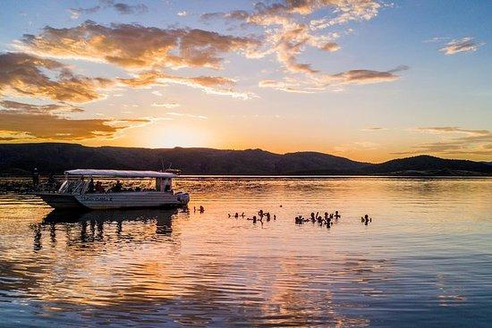 Lake Argyle Sunset Magic Cruise...