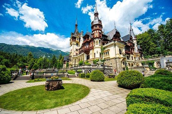 Day Trip to Carpathian's Pearl - Sinaia