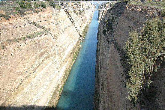 Corinth and Mycenae Private tour from...