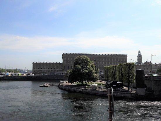 Stockholm, Švédsko: Royal palace