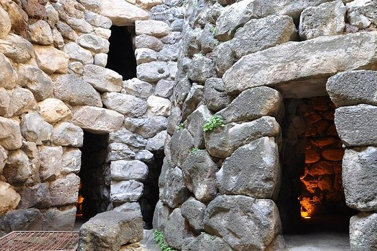 Barumini聯合國教科文組織遺址和來自卡利亞里的Gesturi半日遊Gi...