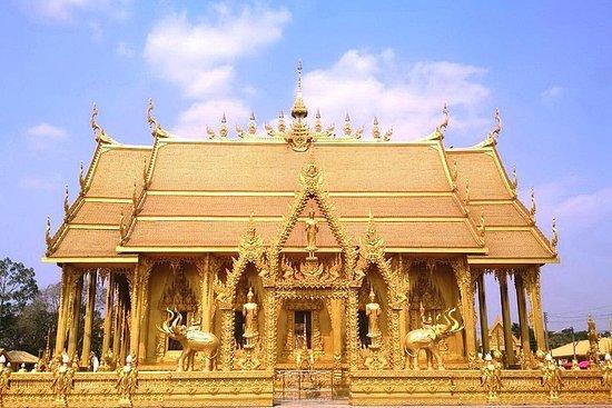Chachoengsao Dagstur Inklusive Bang Pakong River Cruise fra Bangkok