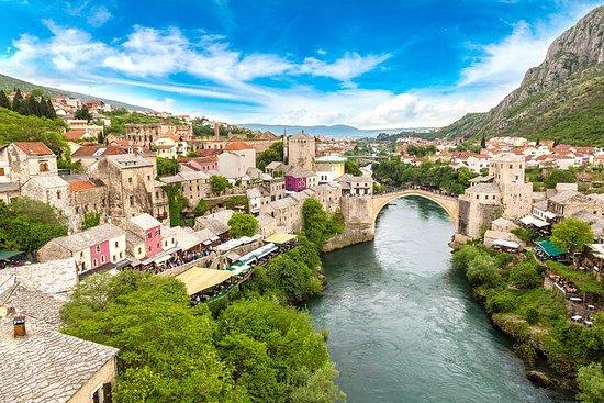 Dagtocht van Dubrovnik naar Mostar