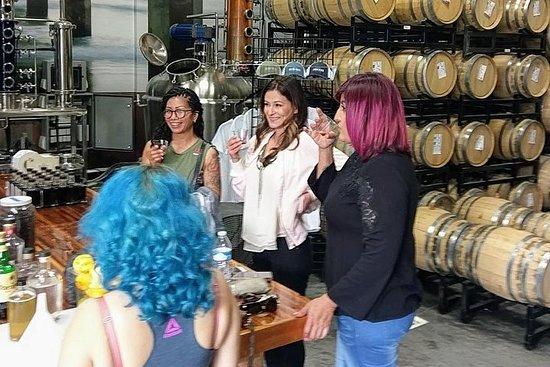 San Diego Micro-Distillery Day Trip Udflugter-billede