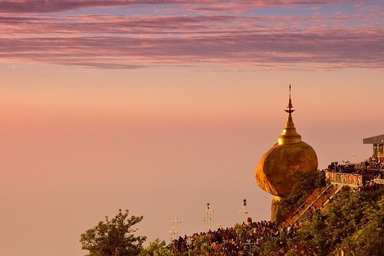 Foto Private 4 Days Trip to Golden Rock Pagoda and Bagan