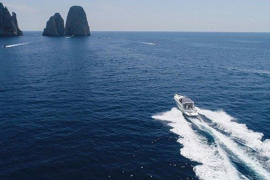 卡普里島私人遊船日