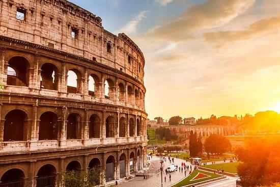 Viagem independente de um dia a Roma...
