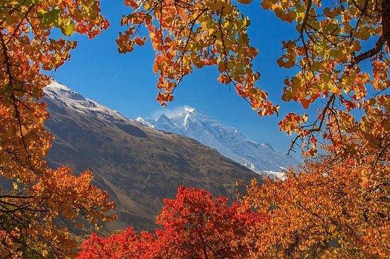 7 Tage Tour zum Karimabad Hunza Pass...