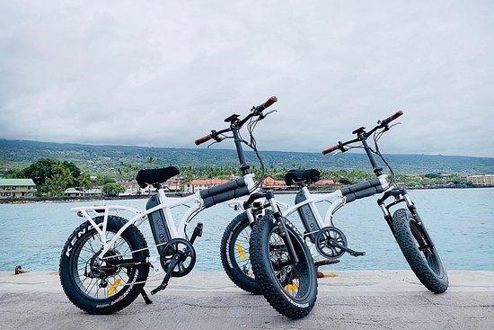 Gilligan's 3 Hour E-bike and Snorkel Tour