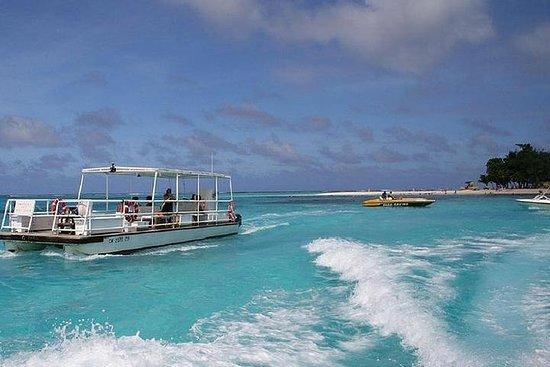 Tour sur l'île de Saipan Managaha