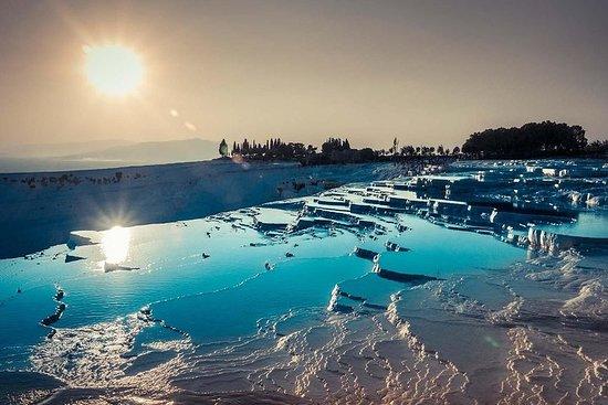 Tour di Pamukkale e Hierapolis da
