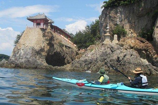 在Fukuyama,Tomonoura,Hiroshima享用午餐的全日海上...