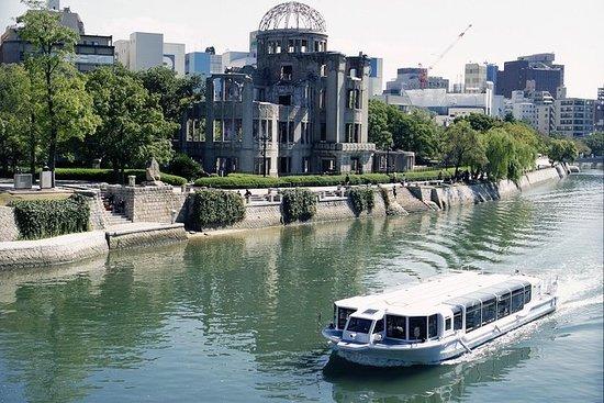 Privat Avgang Transfer Hiroshima City til Hiroshima International...