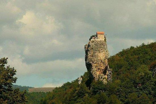 Pilar da excursão privada Katskhi