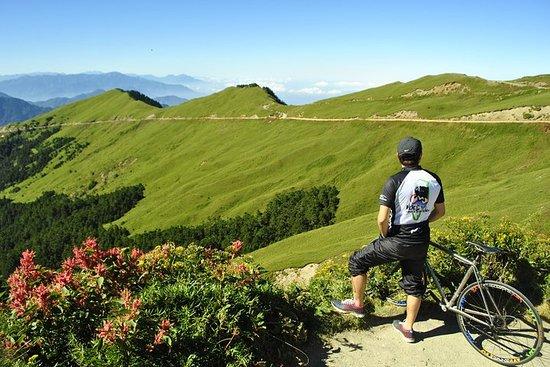 Taiwan KOM CHALLENGE CYCLING TOUR Tour Taïwanais Dongjin Wuling KOM...