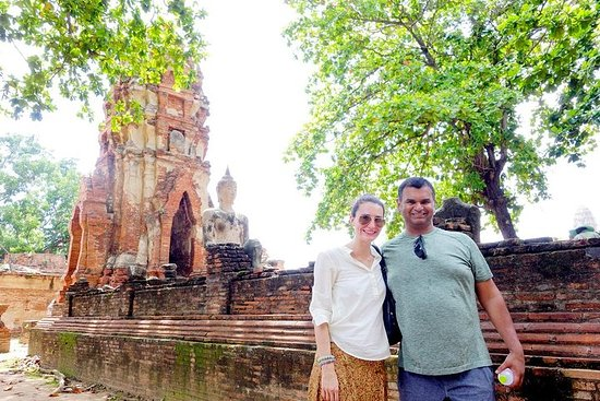Zdjęcie Private - AYUTTHAYA ONE DAY TOUR incl. Special River Barge Lunch