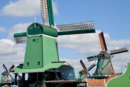 Tour semi privé aux moulins à vent et...