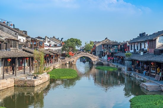 Private: One-Day Xitang Water Town Tour...
