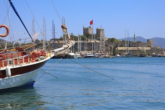 Bodrum Peninsula Cruise Including Lunch – fénykép