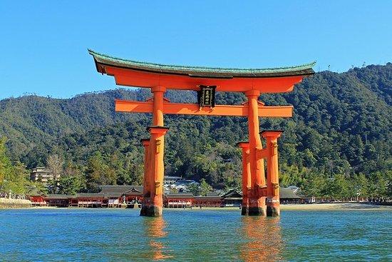 広島と宮島1日ツアー(京都発)