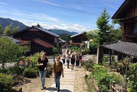 Private Full Day Magome & Tsumago Vandringstur fra Nagoya