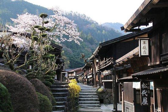 1-Day Kisoji, Nakasendo Trail Tour: Tsumago & Magome Post Towns