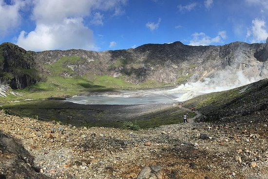 Hike Mt Kaba and explore the craters Fotografie