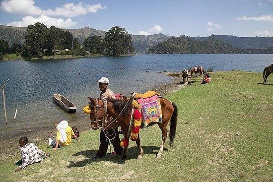 Excursion d'une journée complète au lac...