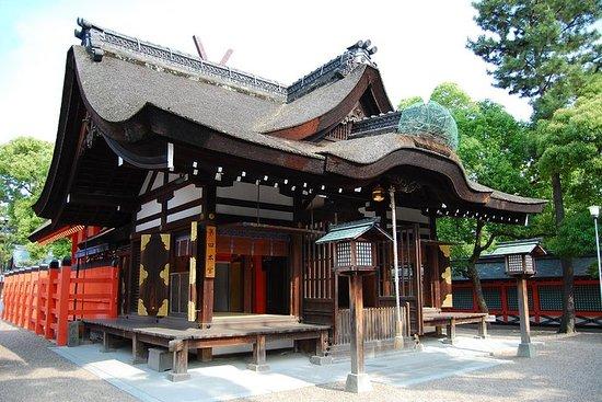 Excursion privée d'une journée complète aux temples d'Osaka, aux...