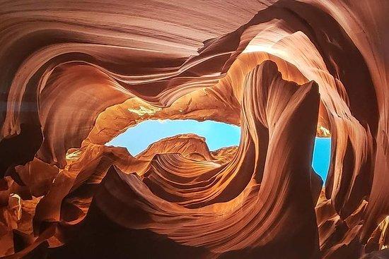 Visite privée d'Antelope Canyon au...