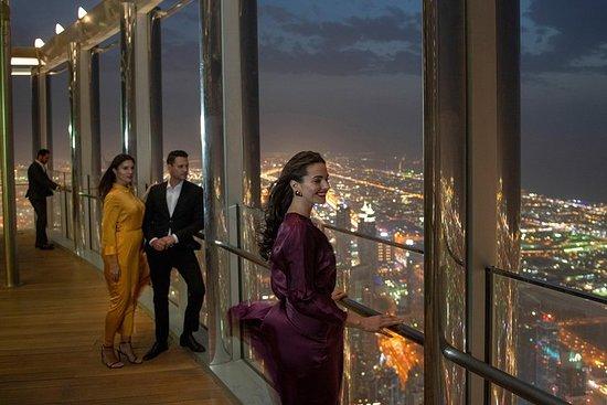 Ohne Anstehen: Burj Khalifa - The...