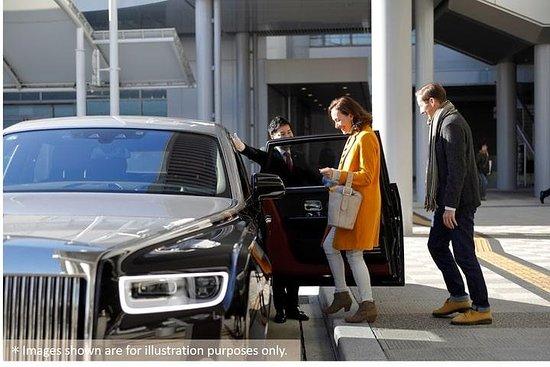 Privat tur på Miyajima i en Rolls-Royce Phantom