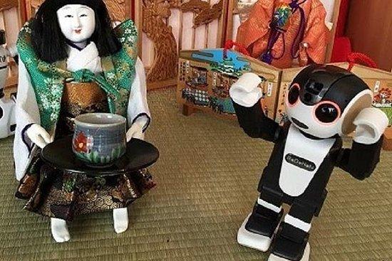 名古屋からくりロボット体験