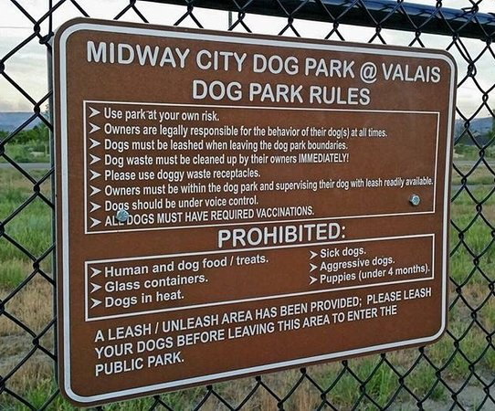 Midway City Dog Park