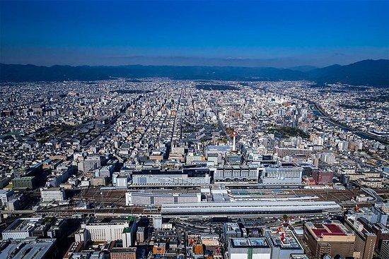 [50 minutter] Cessna sejler i Osaka - Besøg seværdighederne Kinkakuji...