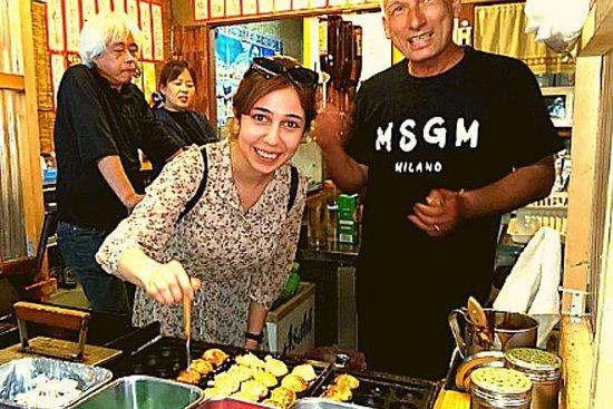 Deep Osaka Food Tours