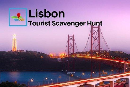 Chasse au trésor touristique de Lisbonne
